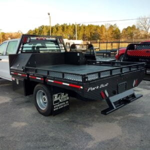 Custom Flatbed Work